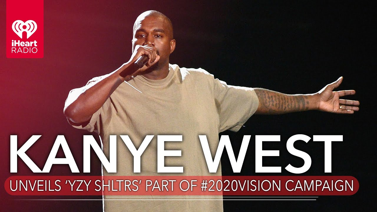 Kanye West Unveils 'YZY SHLTRS' As Part Of His 2020 Campaign | Fast Facts