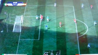 Fifa World Cup South Africa 2010 Gameplay-PS3