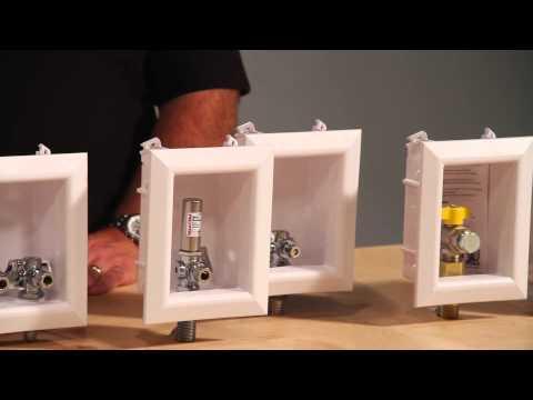 water line hookup for refrigerator