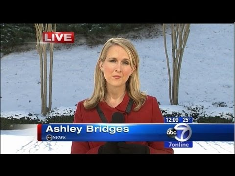 Ashley Bridges NewsOne WABC 4PM