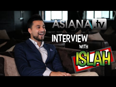 CORNER SHOP | Asiana Interview with Islah