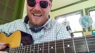 Peach Jam - 88rising, Joji, BlocBoy JB // easy guitar tutorial