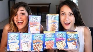 MEGA POP-TART CHALLENGE! || Let's try