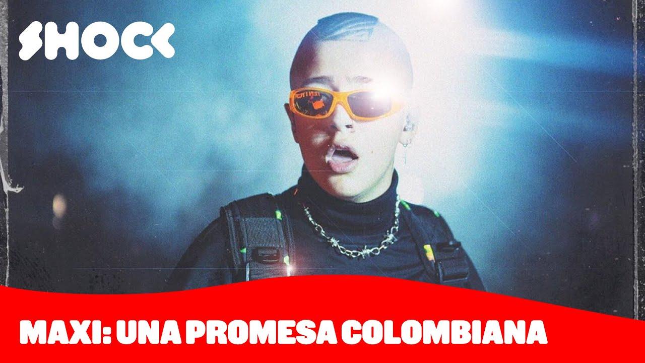 Maxi: la nueva sangre de la música en Colombia - Shock