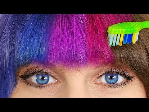 10 Hair Hacks And Hairstyles Every Girl Should Know thumbnail