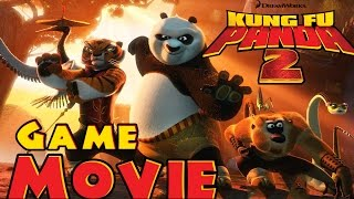 Kung Fu Panda 2 All Cutscenes | Full Game Movie (PS3)