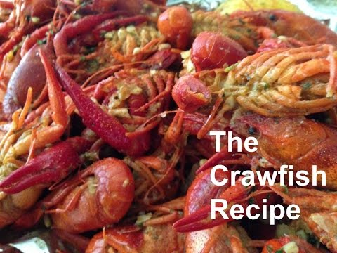 The Crawfish Recipe
