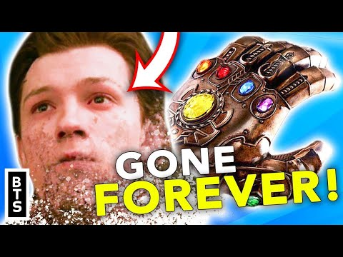 Avengers Endgame Marvel Theory: All The Dead Heroes Are Gone Forever