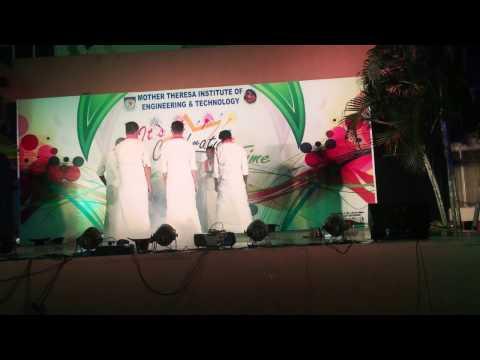 """Katamarayudu""""Mira Mira meesam"""" song performance"""
