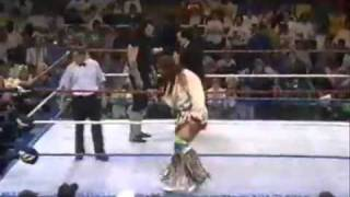 WWF The Undertaker vs The Texas Tornado (Kerry Von Erich)