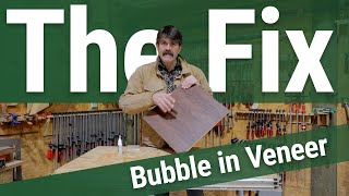 Bubble in Veneer - The Fix with Jory Brigham