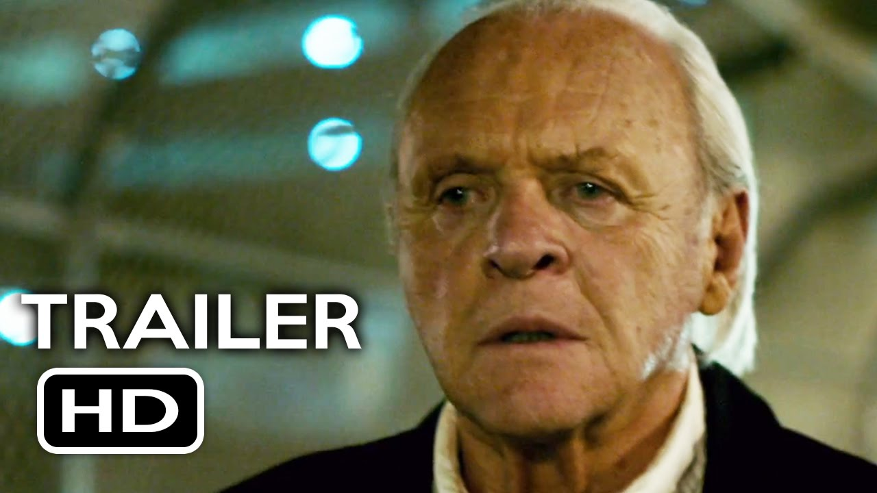 Solace Official Trailer #1 (2016) Anthony Hopkins, Colin ...