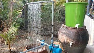 Làm lọc nước giếng khoan nhiễm phèn đơn giản - Making a model for filtering well water