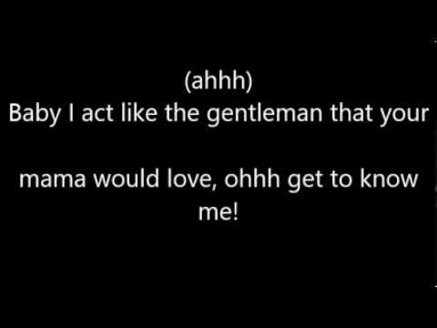 Give Me What I Don't Know (I want) - Justin Timberlake Lyrics