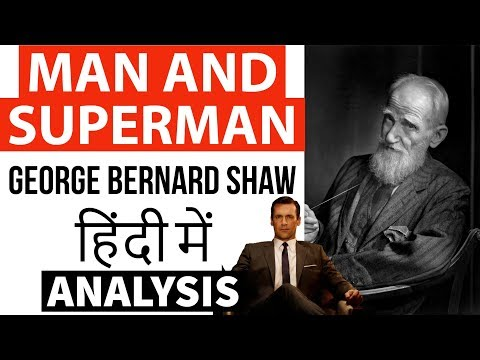 an analysis of the challenge of acting oscar wilde and george bernard shaw To write two or three, as oscar wilde did to write five or six, as george bernard shaw 2002.