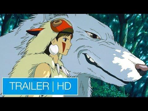 Principessa Mononoke - Trailer italiano