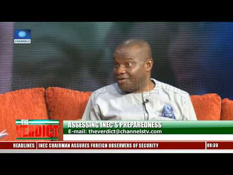 Election Observer, Analysts Predict Upsets In 2019 Election Pt.2 |The Verdict|