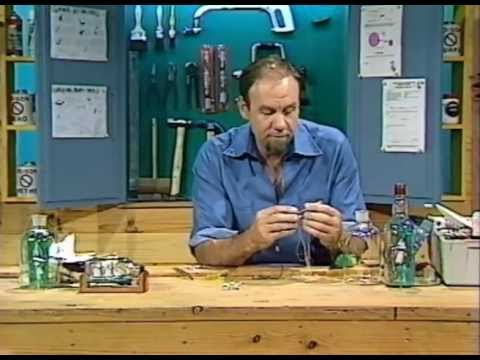 Putting a ship into a bottle
