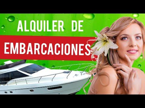 Alquiler  de embarcaciones ( VENEZUELA REPÚBLICA DOMINICANA CARTAGENA)