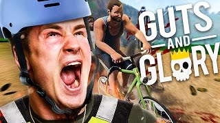 THE ASSAULT COURSE OF DEATH! | GUTS AND GLORY