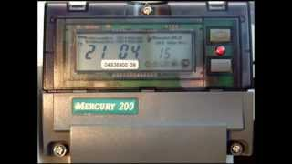 видео Как снимать показания с двухтарифного электросчетчика