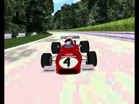 Gran Premio F1C 1972 Monza D