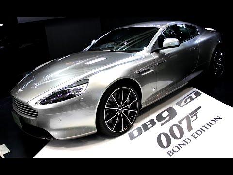 007 bond edition aston martin db9 gt youtube. Black Bedroom Furniture Sets. Home Design Ideas