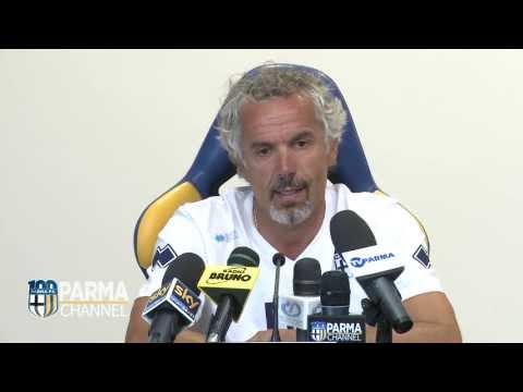 Mister Donadoni: Fare il ritiro a Collecchio per noi è un vantaggio