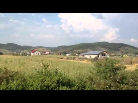 Hungary to Romania