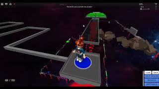 Science Fiction Obby partie 4 (Roblox)
