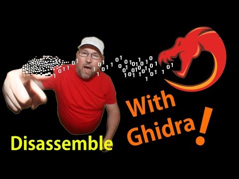 Pull apart an EXE file with Ghidra (NSA Tool) (Reverse
