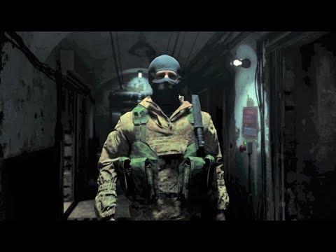 Prison Break - Prison Escape - Captive - Call Of Duty: Modern Warfare