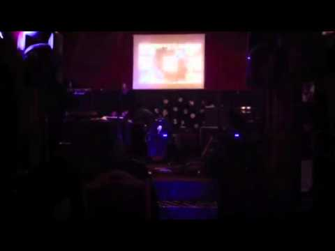 "[fragments]  ""Coronae Borealis"" live in London @ Tuesday Post 04/12/12"