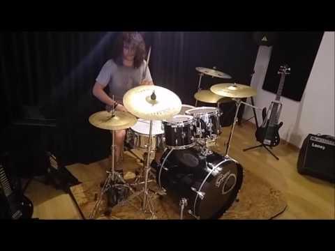 Slipknot - Psychosocial (Drum Cover By Rıdvan Akparlak)