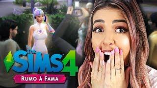 Joguei a nova expansão THE SIMS 4 - RUMO À FAMA *vídeo exclusivo*