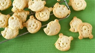 How To Make Egg Free Honey Lemon Cookies (recipe) はちみつレモンクッキーの作り方 (レシピ)