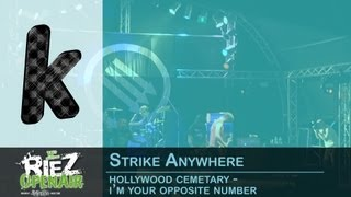 Strike Anywhere - Hollywood Cemetary/ I