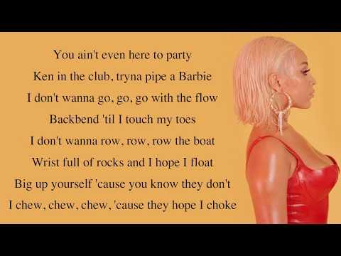 Doja Cat - Boss B*tch (from Birds of Prey: The Album) [Full HD] lyrics