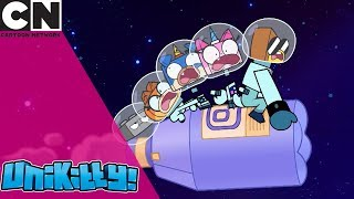 Unikitty! | Stranded in Space | Cartoon Network UK