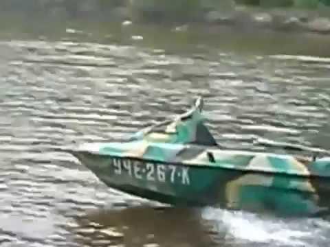 водомётный неман с двигателем ока. покатухи (Jet Buggy Neman 30 Hp)