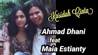 Ahmad Dhani feat Maia Estianty - Kasidah Cinta ( DEWA 19 ) NEW VERSION