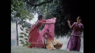 An introduction of Kathak by Saswati Sen