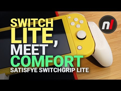 Nintendo Switch Lite, Meet Comfort