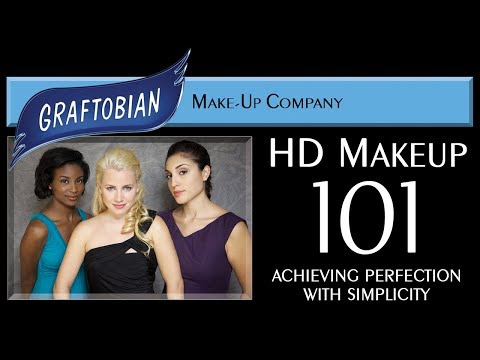 HD Makeup 101: Achieving Perfection with Simplicity