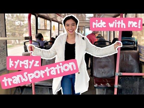 Kyrgyz Tansportation (Ep2) | Pinay In Kyrgyzstan