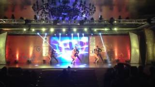 LATIN DANCE INDIA - Salsa Team Performance at IFL 2014