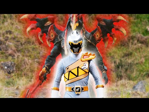 The Silver Secret | Dino Charge | Power Rangers Official
