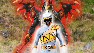 Power Rangers Official | The Silver Secret | Dino Charge