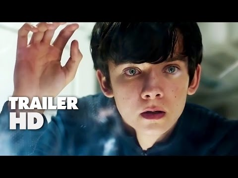 The Space Between Us - Official Film Trailer 2016 - Asa Butterfield, Carla Gugino Movie HD