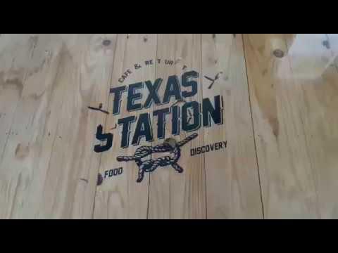 BIRTHDAY SURPRISE / TEXAS STATION